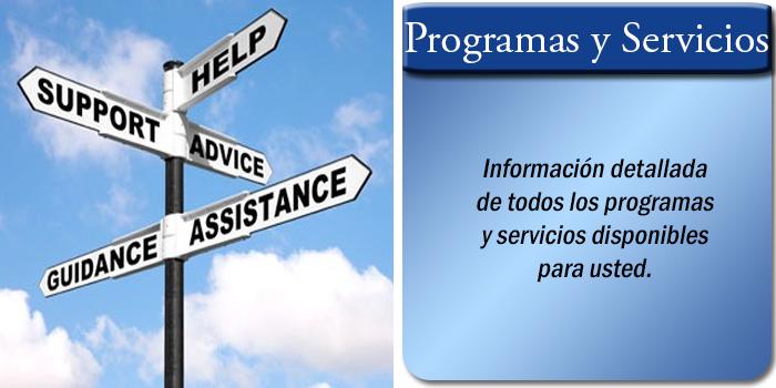 3 Programas y Servicios