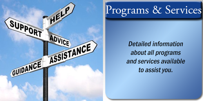 3 Programs & Services